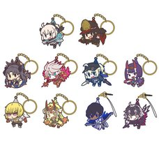 Fate/Grand Order Tsumamare Strap Collection Vol. 2