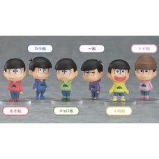 Osomatsu-san Trading Figures