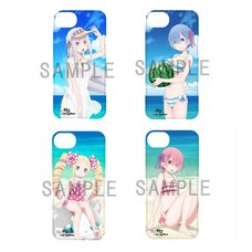 Re:Zero -Starting Life in Another World- Everlasting Summer iPhone Case Collection