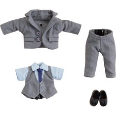 Nendoroid Doll: Outfit Set (Gray Suit)