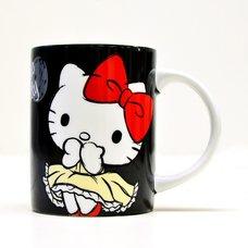 Hello Kitty Holiday Collection Sketch Ceramic Mug