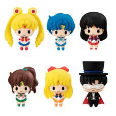 Chokorin Mascot Series Sailor Moon Box Set