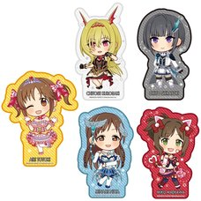 The Idolm@ster Cinderella Girls Magnet Collection Vol. 3