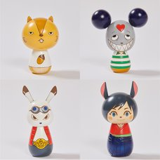 Summer Wars 10th Anniversary Kokeshi Doll