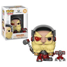 Pop! Games: Overwatch Series 4 - Torbjörn