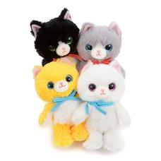 Koneko no Jewel Cat Plush Collection (Standard)