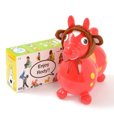 Rody (Red) + Monkey Costume Set