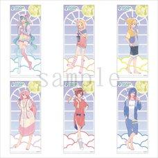 Hatsune Miku Otsukimi Party Microfiber Towel Collection