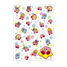 Kirby Super Star Pencil Board