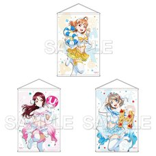 Love Live! Sunshine!! B1-Size Tapestry Collection