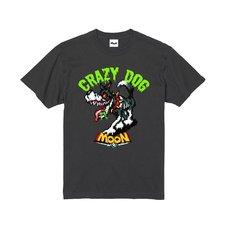 moon CRAZY DOG T-Shirt