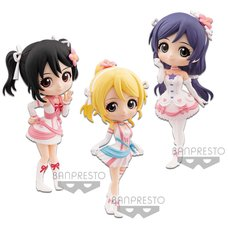 Q Posket Petit Love Live! Third-Year Students