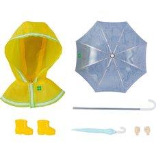 Nendoroid Doll: Outfit Set (Rain Poncho - Yellow)
