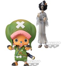 DXF One Piece Wano Country -The Grandline Men- Vol. 7