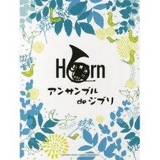 Ghibli Songs for Horn Ensemble