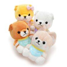 Mameshiba San Kyodai Baby Dog Plush Collection Vol. 2 (Jumbo)