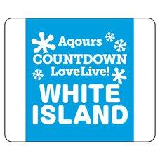 Love Live! Sunshine!! Aqours COUNTDOWN LoveLive! ~WHITE ISLAND~ Wristband
