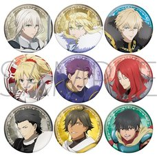 Fate/Grand Order -Divine Realm of the Round Table: Camelot- Pin Badge Set