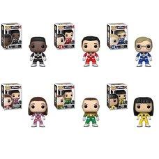 Pop! TV: Power Rangers Series 7 - Power Rangers Complete Set