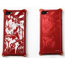 Touhou Project x GILD design Flandre Scarlet iPhone Case