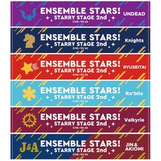 Ensemble Stars! Starry Stage 2nd Muffler Towel Collection
