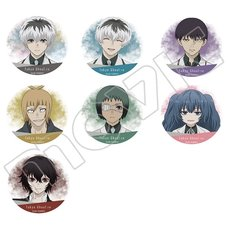 Tokyo Ghoul:re Pin Badge Collection Box Set