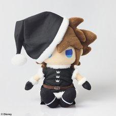 Kingdom Hearts II Sora Christmas Town Ver. Plush