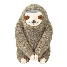 Fluffy Animals Nonnon Hug Pillow