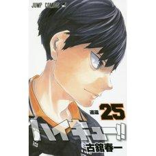 Haikyu!! Vol. 25
