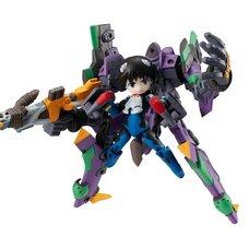Desktop Army Rebuild of Evangelion Shinji Ikari & Evangelion Unit-01