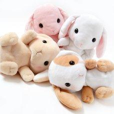 Pote Usa Loppy Rabbit Hand Puppets