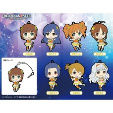 The Idolm@ster Platinum Stars Side A Trading Rubber Straps