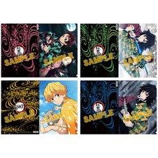 Kimetsu no Yaiba Clear File Collection
