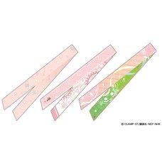 Cardcaptor Sakura Bag Scarf Collection