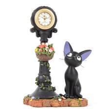 Kiki's Delivery Service Jiji in Town Clock (Diorama Style)