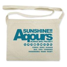 Love Live! Sunshine!! Aqours Mini Shoulder Bag
