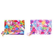 6%DOKIDOKI Colorful Rebellion Mini Wallet