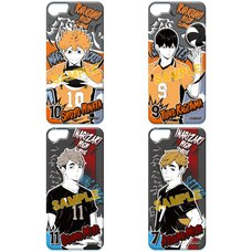 Haikyu!! iPhone 7/8/SE Smartphone Case