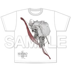 Sekiro Side Story: Hanbei the Undying Genichiro T-Shirt