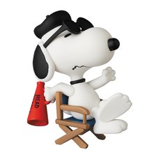 Ultra Detail Figure Peanuts Series 11: Film Director Snoopy