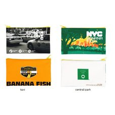 Banana Fish NYC Pen Pouch Collection