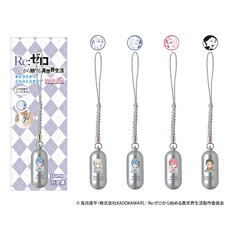Re:Zero -Starting Life in Another World- Mini G Character Stamp Vol. 1