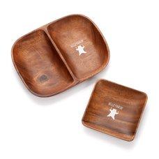 Hello Marche Acacia Wood Tableware