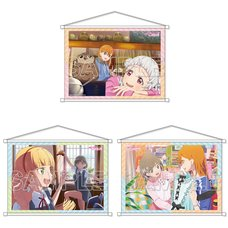 Love Live! Superstar!! Futari no Jikan! -Special Times- B2-Size Tapestry Collection
