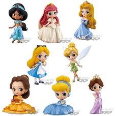 Q Posket Petit Disney Characters Girls Festival Vol. 2
