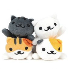 Neko Atsume Funya Plush Collection Vol. 0