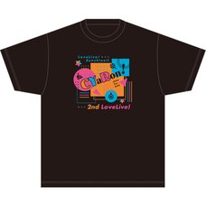 Love Live! Sunshine!! CYaRon! 2nd Love Live! ~Great Revolution☆Wake Up Kingdom~ T-Shirt
