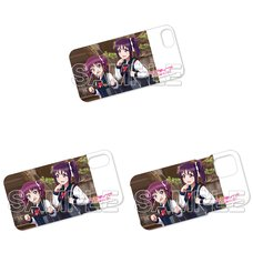 Love Live! Sunshine!! Saint Snow Sarah & Leah iPhone Case