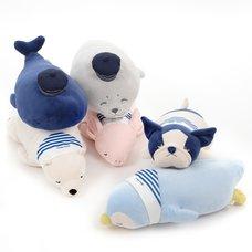 Premium Nemu Nemu Animals Cool Hug Pillows (Medium)
