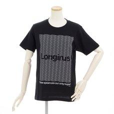 RADIO EVA 466 Black Longinus Art T-Shirt